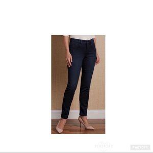 NYDJ Alina Leggings Size 12 Rinse Wash